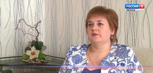 Председатель пензенского регионального отделения Поискового движения России «Поиск-Вездеход» Лариса Казакова