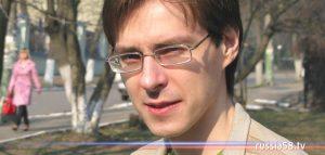 Молодой ученый Антон Комплеев