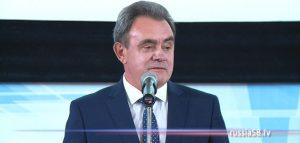Председатель Законодательного собрания Пензенской области Валерий Лидин