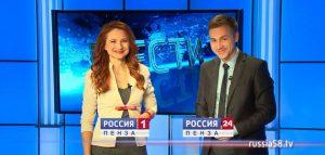 Екатерина Миленькая и Виталий Шильнов