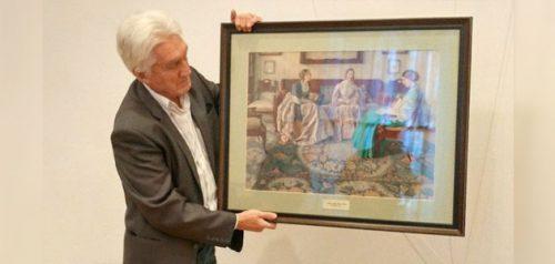 Фото Пензенской картинной галереи