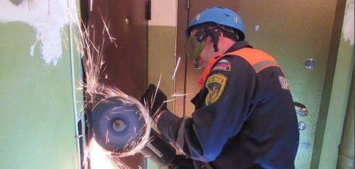 Фото Пензенского пожарно-спасательног центра