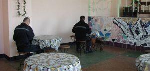 Кафе в ИК-4. Фото пресс-службы УФСИН России по Пензенской области