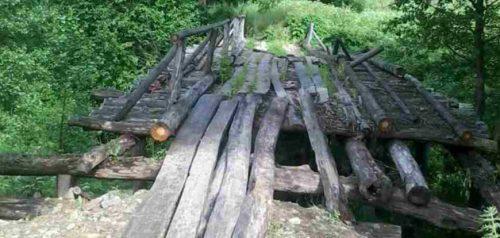 Мост в селе Кардафлей. Фото ОНФ