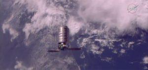 Грузовой корабль «Cygnus» («Лебедь»)