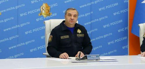 Владимир Пучков. Фото МЧС