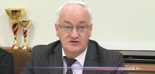 Председатель правительства Пензенской области Николай Симонов