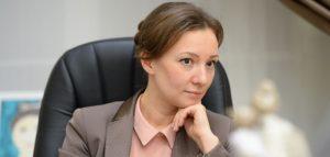 Анна Кузнецова. Фото аппарата уполномоченного при президенте РФ по правам ребенка