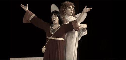 Спектакль Пензенского драмтеатра «Примадонны»