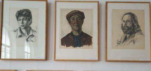 Выставка Анатолия Афанасьева. Фото министерства культуры и туризма Пензенской области