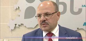 Министр здравоохранения Пензенской области Владимир Стрючков