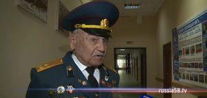 Ветеран Великой Отечественной войны Владимир Керханаджев