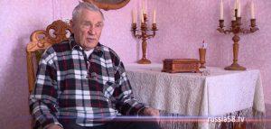 Ветеран Великой Отечественной войны Юрий Скороходов
