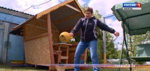 Чемпионка мира среди ветеранов по гиревому спорту Татьяна Фадина