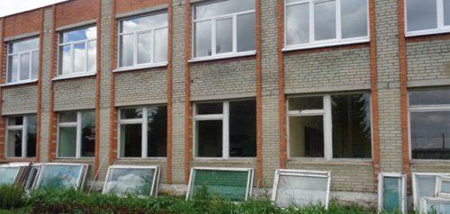Школа села Вадинска Пензенской области