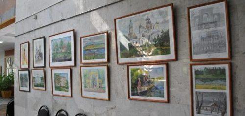 Фото Пензенской областной галереи имени К.А. Савицкого