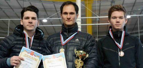Фото конькобежного центра Московской области «Коломна»