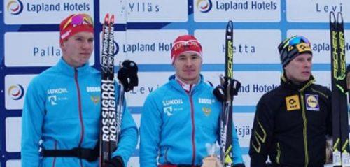 Фоо Федерации лыжных гонок России