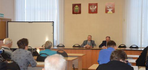 Фото пресс-службы администрации города Кузнецка Пензенской области