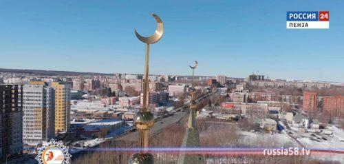 Мечеть в Пензе