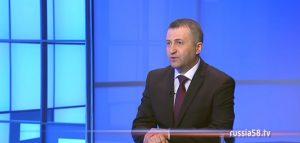 Исполняющий обязанности военного комиссара Пензенской области Сергей Рязанцев