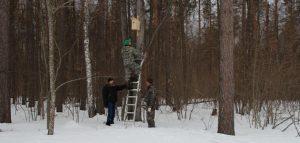 Фото министерства десного, охотничьего хозяйства и природопользования Пензенской области