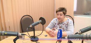 Руководитель регионального управления федеральной антимонопольной службы Елена Демидова