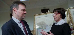 Фото Общественной приемной депутата Госдумы Леонида Левина