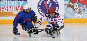 Фото Детской следж-хоккейной лиги
