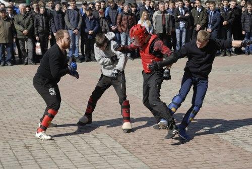Фото Союза засечного боя Пензенской области