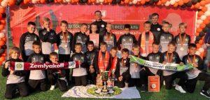 Фото предоставлено пресс-службой футбольного клуба