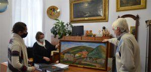 Фото пресс-службы картинной галереи имени К. А. Савицкого