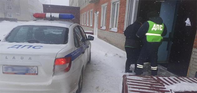 Фото управления ГИБДД по Пензенской области