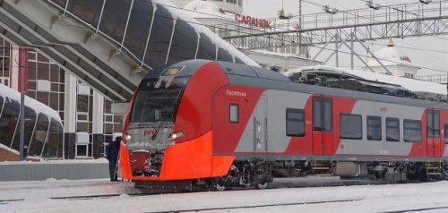 Фото Куйбышевской железной дороги
