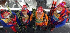 Фото Федерации лыжных гонок России