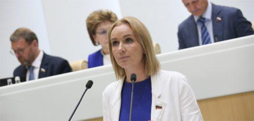Фото пресс-службы Сенатора РФ Марии Львовой-Беловой