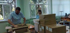 Фото из Instagram-аккаунта врио министра образования Пензенской области Александра Воронкова