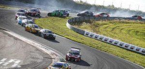 Фото Российской серии кольцевых гонок