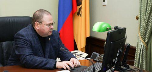 Фото пресс-центра губернатора и правительства Пензенской области