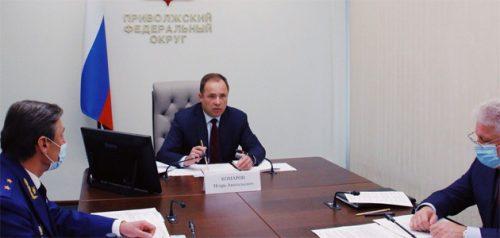 Фото пресс-службыполномочного представителя Президента РФ в ПФО