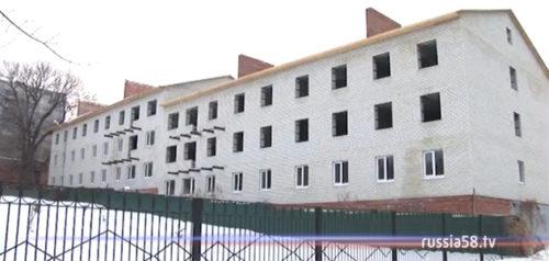 Спорный дом на Гоголя, 25