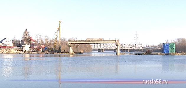Свердловский мост в Пензе