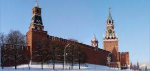 Кремль, фото zolotoyolymp.ru