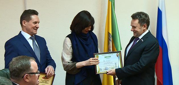 ГТРК «Пенза» удостоена диплома «За гражданское и общественное звучание»