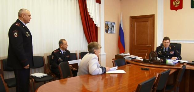 Фото пресс-службы УМВД по Пензенской области