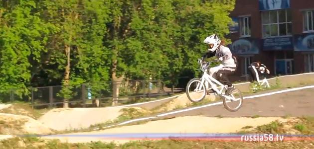 Велоспорт-BMX