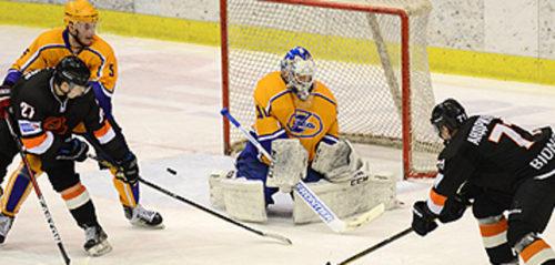 Фото Высшей хоккейной лиги