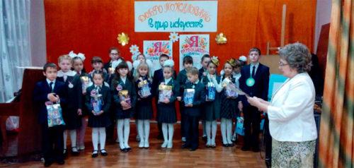 Фото детской школы искусств Неверкинского района