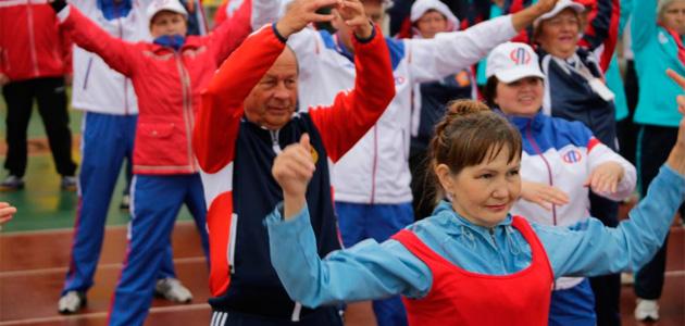 Фото пресс-службы Спартакиады пенсионеров России
