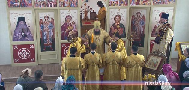 Храм во имя священномученика Иоанна, архиепископа Рижского